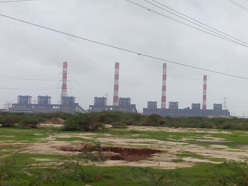 Mundra India  city photos : Mundra thermal power station Wikimedia Commons