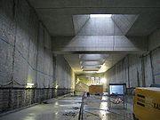 Munich subway ON