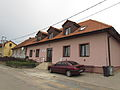 Municipal office in 2012 in Studnice, Třebíč District.JPG