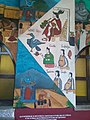 Murales en palacio municipal de Teolocholco, Tlaxcala.jpg