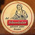 Musée Européen de la Bière, Beer coaster pic-021.JPG