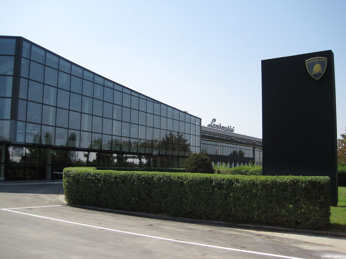 Lamborghini Museum Wikipedia