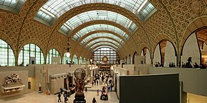 The Musée d'Orsay, Paris, France