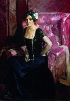 f052a42b4 Clotilde con traje de noche - Wikipedia