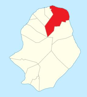Village in Motu, Niue