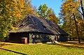 Muzeum - skanzen (Rožnov pod Radhoštěm) - Dřevěné městečko 0.JPG
