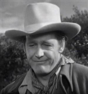 Myron Healey American actor