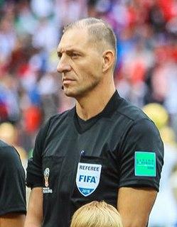 Néstor Pitana football referee, actor