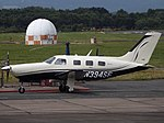 N394SE Piper Malibu Mirage PA-46-350P (36314674386).jpg