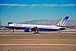 N576UA United Airlines Boeing 757-222 (cn 26690-524) (6719403285).jpg