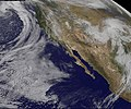 NASA GOES-11 West Coast view March 24, 2010 (4459832817).jpg
