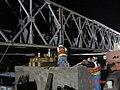 NC 12 Temporary Bridge Progress (6210633405).jpg