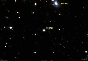 Image illustrative de l'article NGC 754