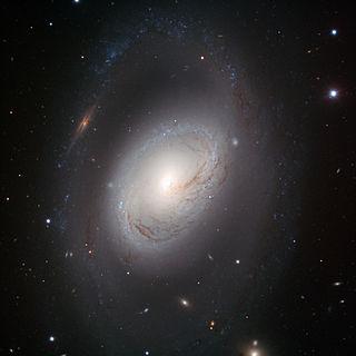Messier 96 Spiral galaxy in the constellation Leo
