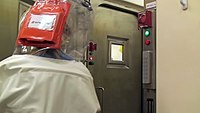 NIAID Integrated Research Facility - Air Pressure Resistant (APR) door.jpg