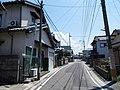 Nagasaki Kaido near Iizuka City Honami Branch.jpg