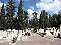 Nahalat Yitzhak Cemetery entrance.jpg