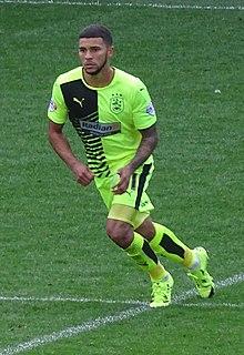 Nahki Wells Bermudian footballer