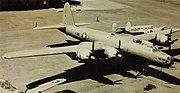 Nakajima G8N war booty