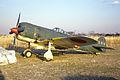 Nakajima Ki-84 (Army Type 4 Fighter) Mockup (6410732231).jpg