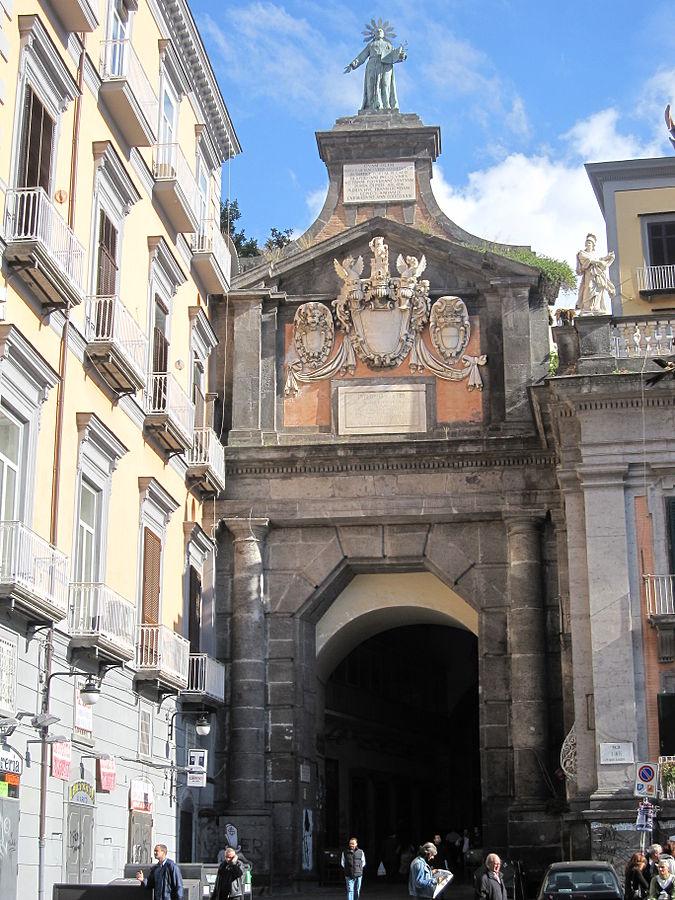 Port'Alba, Naples