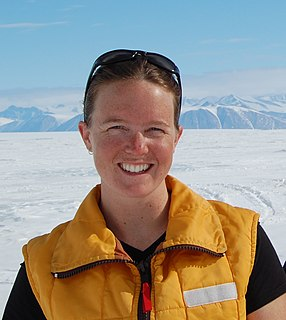 Natalie Robinson Antarctic, climate and atmospheric researcher