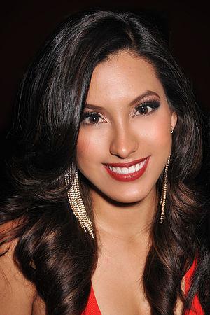 Miss California USA -  Natasha Martinez, Miss California USA 2015, West Hollywood, California on May 24, 2013.