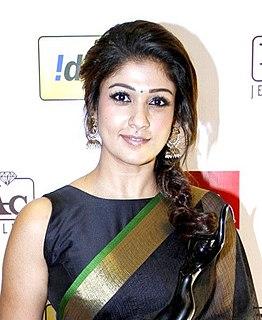 Nayanthara Indian actress