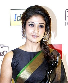 Nayanthara at Filmfare Awards.jpg
