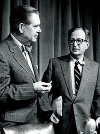 Ned Brooks Lawrence Spivak Meet the Press 1960.JPG