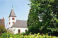 Nennig (Perl), the village church.jpg