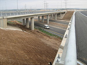 Route 431 (Israel) - Nesharim Interchange