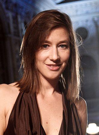 Johanna Wokalek - Image: Nestroy 2010 (24) Johanna Wokalek 2