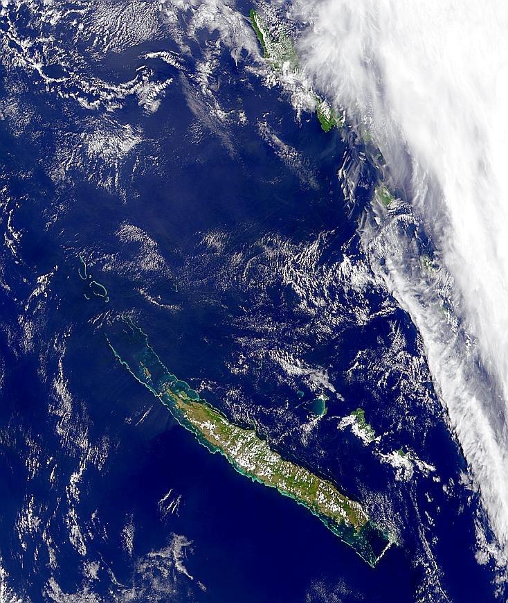 New Caledonia - S199828000484