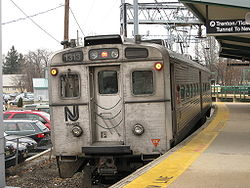 New Jersey Transit Budd Arrow III 1313 on the Dinky.jpg