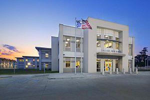 Live Oak High School (Louisiana) - New Live Oak High School