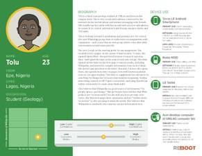 New Readers User personas, Tolu, Nigeria.pdf