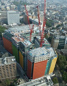 New St Giles development