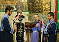 New Year's Eve celebrations at Vank Cathedral, Isfahan (12).jpg