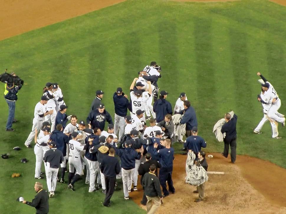 New York Yankees 2009 World Series Champions