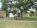 New clubhouse for Bedhampton Mariners CC in Bidbury Mead - geograph.org.uk - 1385036.jpg