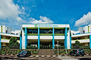 Nexus International School Singapore - Nexus International School, Singapore Campus