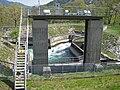 Nezame power station confluence reservoir.jpg