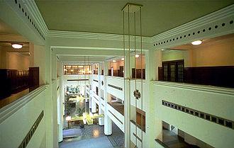 De Bazel - Interior today