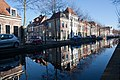 Nice reflection in Delft town. Understood why Vermer loved light. - panoramio.jpg