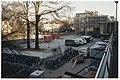 Nieuwbouw achter Station. NL-HlmNHA 54036975.JPG