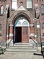 Nijmegen Lutherse kerk Prins Hendrikstraat 79 entree.JPG