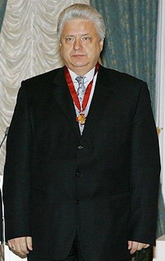 Director of FSB - Image: Nikolai Kovalev 20 April 2006