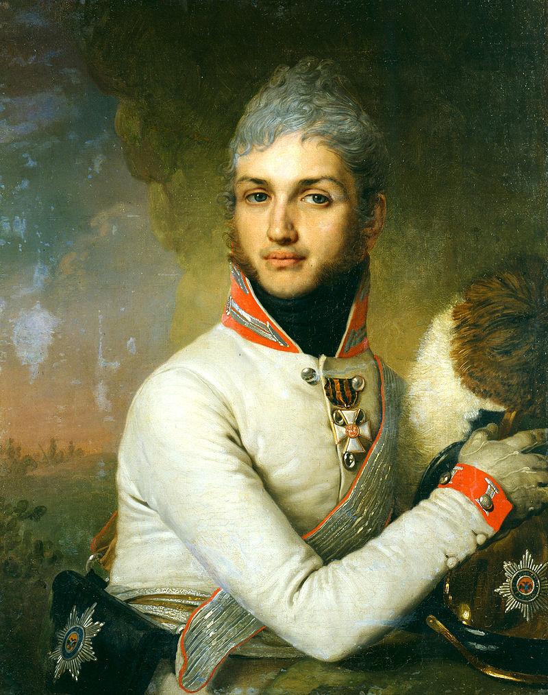 Портрет работы Боровиковского (1806)