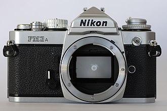 Nikon FM3A - Image: Nikon FM3A